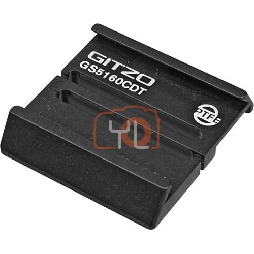 Gitzo GS5160CDT Arca Swiss-Type Plate to Gitzo Quick Release Adapter