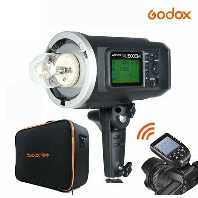 Godox AD600BM All-In-One Outdoor Flash XPro-O Fro Olympus/Panasonic 1 Light Combo Bag Set