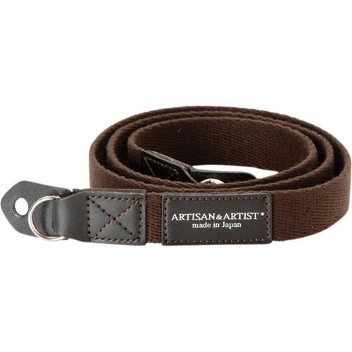 Artisan & Artist ACAM-102 Camera Strap (Brown)
