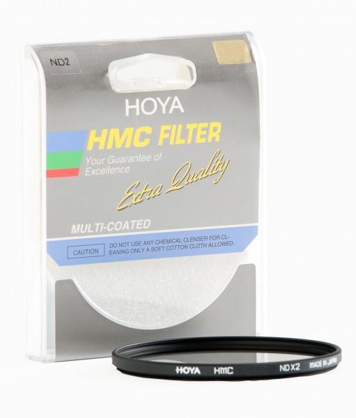 Hoya 46mm HMC NDx2 Screw-in Filter