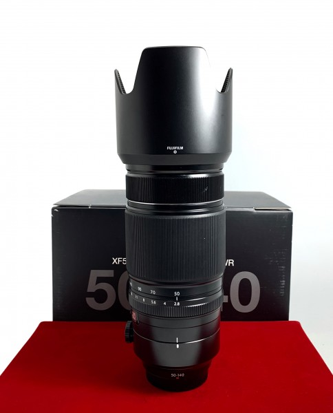 [USED-PJ33] Fujifilm 50-140MM F2.8 R LM OIS WR, 90% Like New Condition (S/N:87A10002)