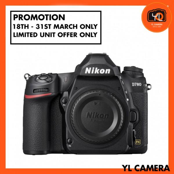 (Pre-Order) Nikon D780 Camera