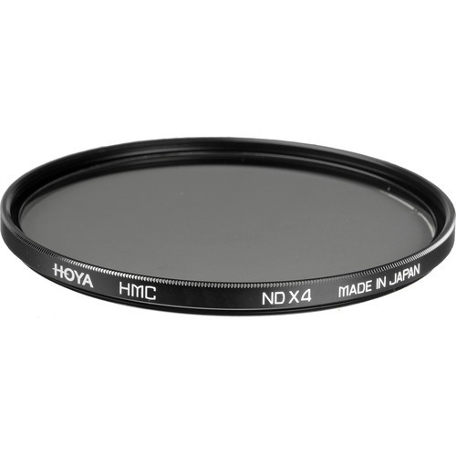 Hoya 37mm HMC NDx4 Screw-in Filter