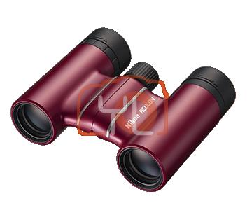 Nikon Aculon 8x21 Binocular (RED)