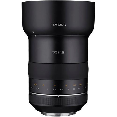 Samyang XP 50mm F1.2 Lens for Canon