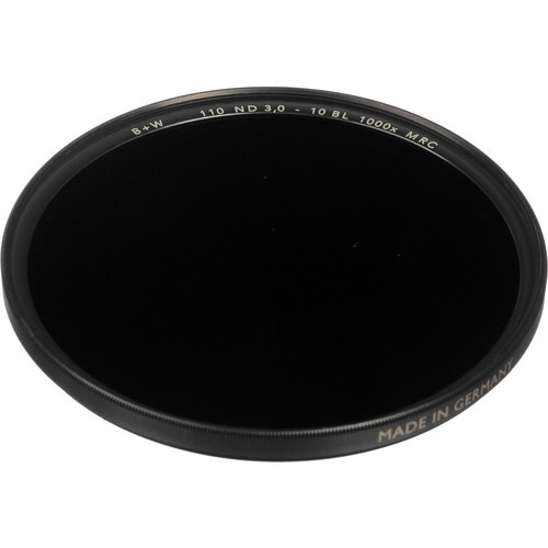 B+W 55mm MRC 110M ND 3.0 Filter (10-Stop)
