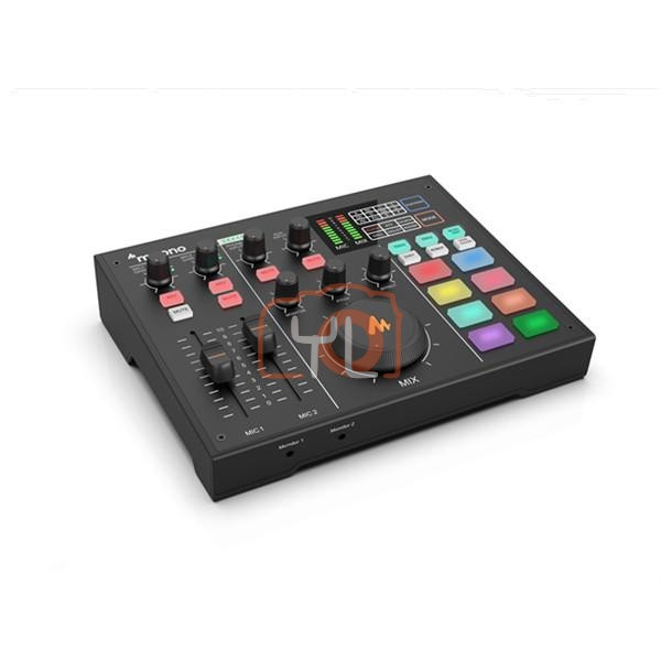 MAONO CASTER AU-AM100 All-In-One Podcast Production Studio
