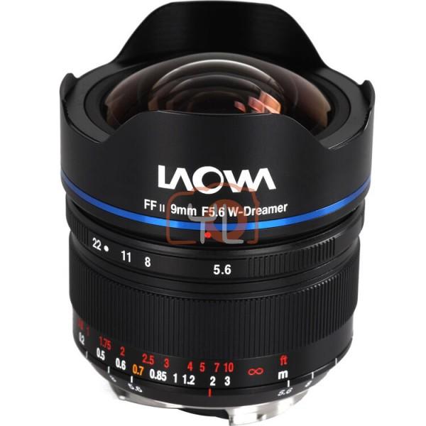Laowa 9mm F5.6 FF RL - Black (Leica M)
