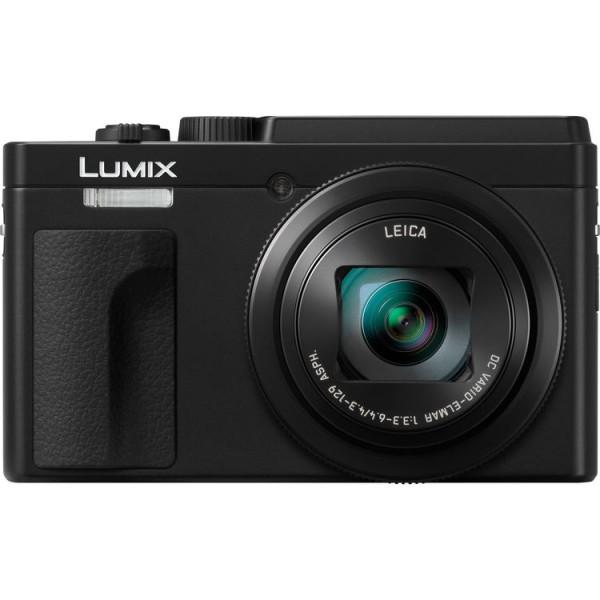 Panasonic Lumix DC-TZ95 Compact Camera - Black [Free 16GB SD Card & Carrying Case]