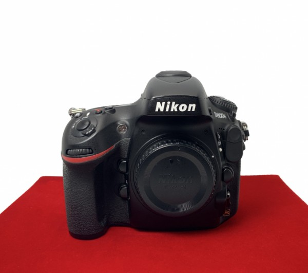 [USED-PJ33] Nikon D800E Body, 90% Like New Condition (S/N:8029255)