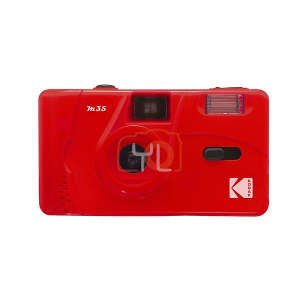 Kodak M35 Film Camera - RED