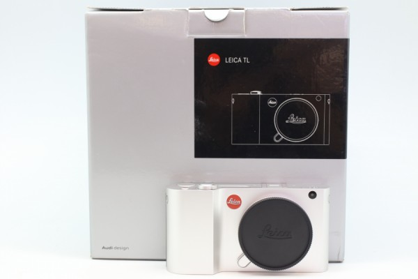 [USED-PUDU] Leica TL  Camera (Silver) BODY 98%LIKE NEW CONDITION SN:5160291