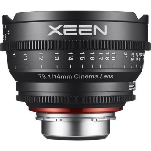 Samyang Xeen 14mm T3.1 Lens for Sony-E Mount