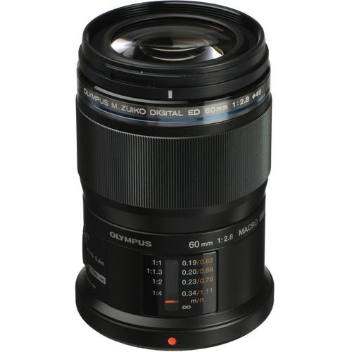 Olympus 60mm F2.8 Macro M.Zuiko Lens