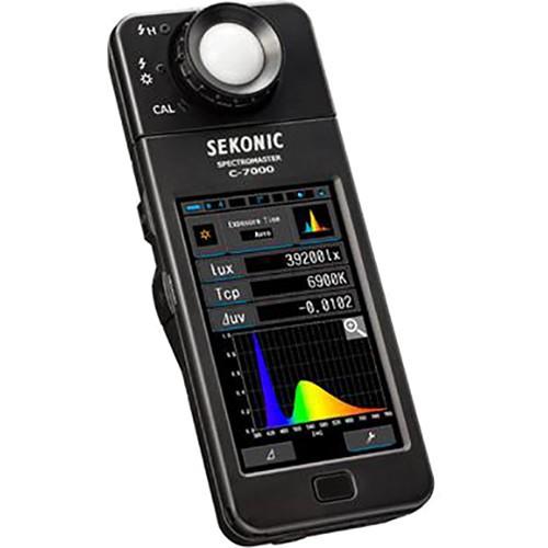 (Pre-Order) Sekonic C-7000 SpectroMaster Color Meter