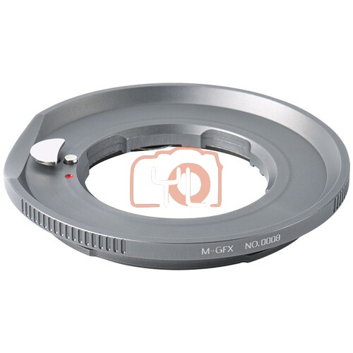 7artisans Adapter Ring [Leica M - Fujifilm GFX] - Gray