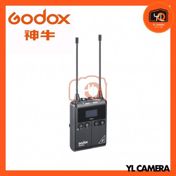 Godox RX1 Dual-Channel Camera-Mount Wireless Receiver