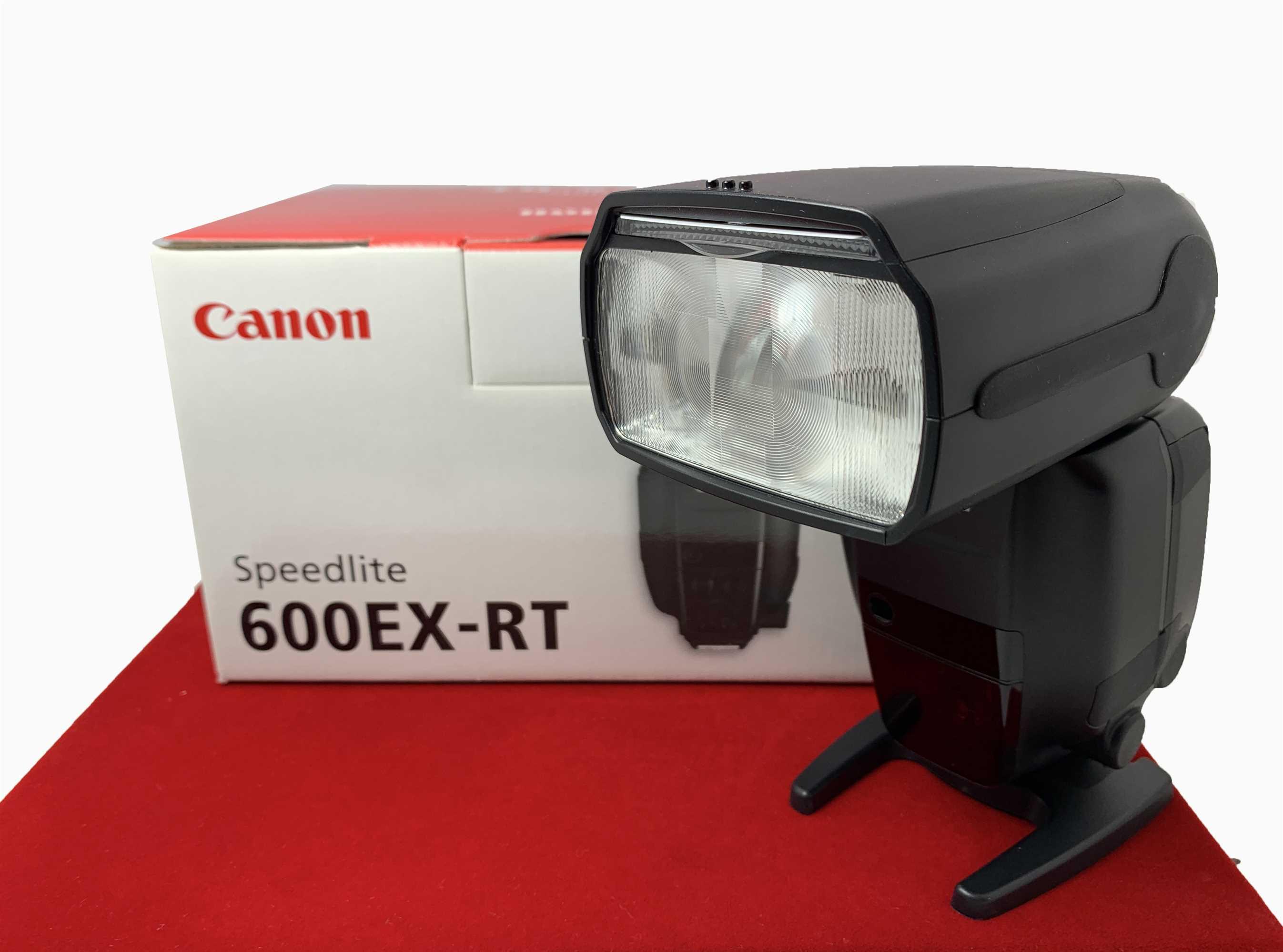 [USED-PJ33] Canon 600 EX-RT Speedlite,95% Like New Condition,(S/N:4513101260)