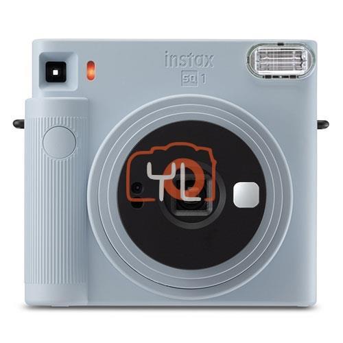 Fujifilm Instax SQ1 (Blue) W/  1 Packs of Film