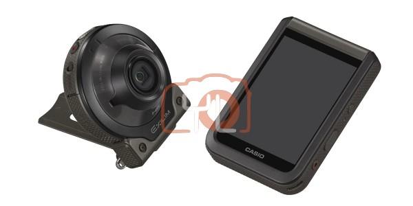 Casio EX-FR100 Digital Camera (Black)