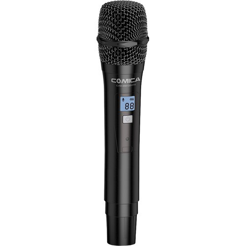 (PRE-ORDER) Comica Audio UHF Wireless Handheld Transmitter Microphone for CVM-WM100HTX