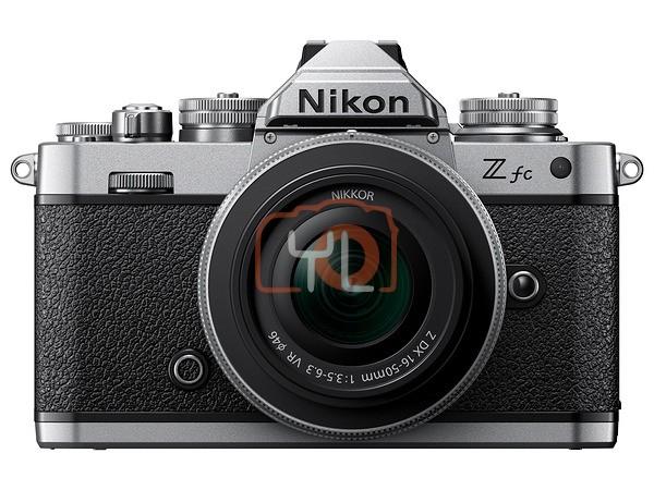 Nikon Z fc with 16-50mm Silver Kit ( Free 32GB SD EXTREME PRO Card + Z 50 Case )