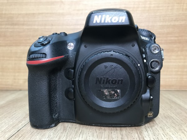 [USED @ YL LOW YAT]-Nikon D800 Body [ shutter count 168k ],80% Condition Like New,S/N:8003970