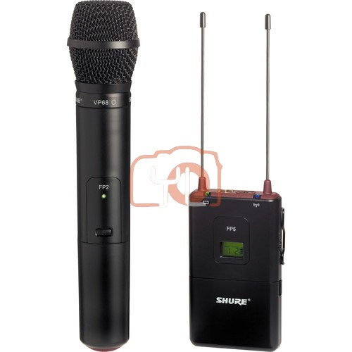 Shure FP 25/VP68 Handheld Wireless Mic System