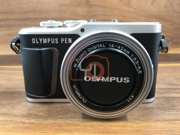 [USED @ YL LOW YAT]-Olympus E-PL9 + M.Zuiko 14-42mm EZ [ Black ],90% Condition Like New,S/N:BJ1A19315