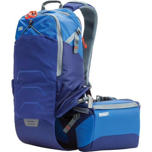 MindShift Gear rotation180° Trail Backpack (Tahoe Blue)
