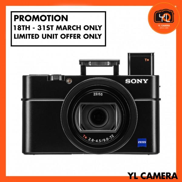 (Promotion) Sony RX100 Mark IV [Free 16GB SD Card]