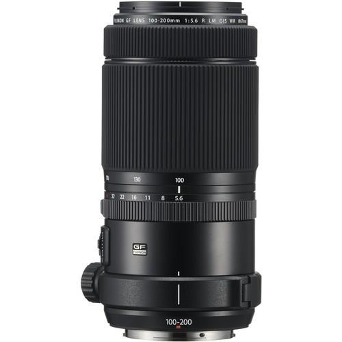 Fujifilm 100-200mm GF F5.6 R LM OIS WR