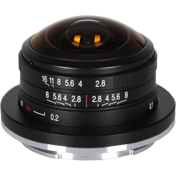 Laowa 4mm f/2.8 Fisheye Lens (Canon EF-M)