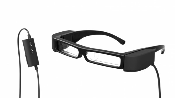 (Pre-Order) Epson BT-30C Moverio Smart Glasses