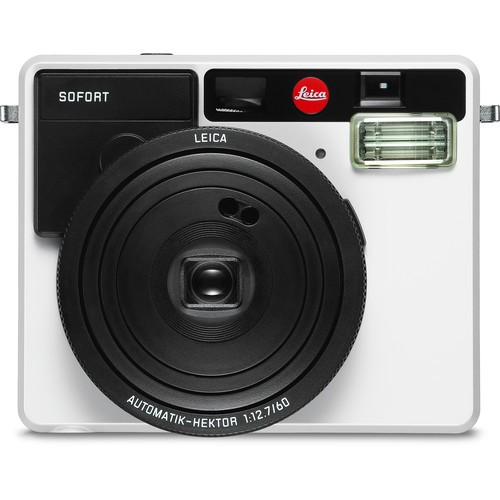 (Special Offer) Leica Sofort Instant Film Camera 19100 (White)
