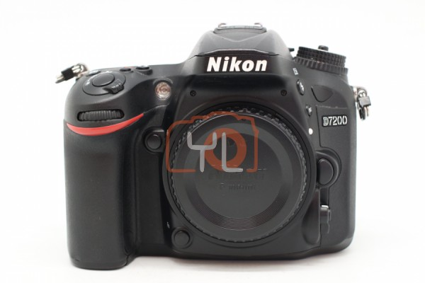 [USED-PUDU] Nikon D7200 BODY 90%LIKE NEW CONDITION SN:9424732