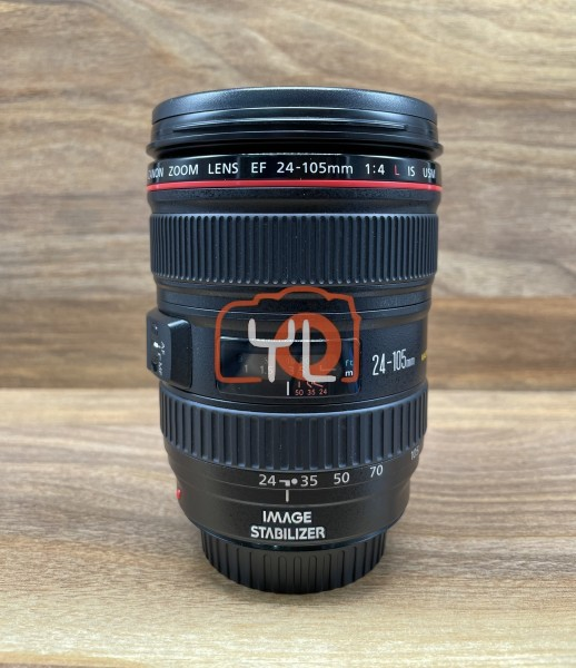 [USED @ YL LOW YAT]-Canon EF 24-105mm F4 L IS USM Lens,90% Condition Like New,S/N:1022946