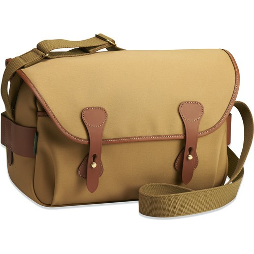 Billingham S4 Shoulder Bag (Khaki/Tan)