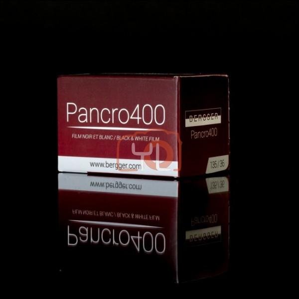 BERGGER Pancro 400 Black & White Film (35mm Roll Film)