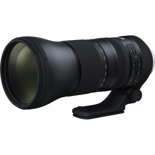 Tamron SP 150-600mm f/5-6.3 Di VC USD G2 (Nikon F)