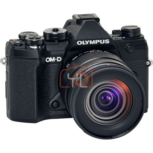Olympus OM-D E-M5 Mark III + M.Zuiko Digital ED 12-45mm f/4 PRO - Black