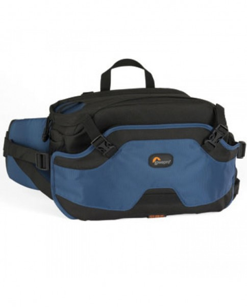 (Special Deal) Lowepro Inverse 200 AW Beltpack (Arctic Blue with Black Trim)