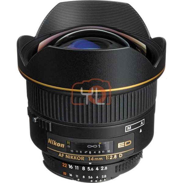 Nikon 14mm F2.8 AF D ED