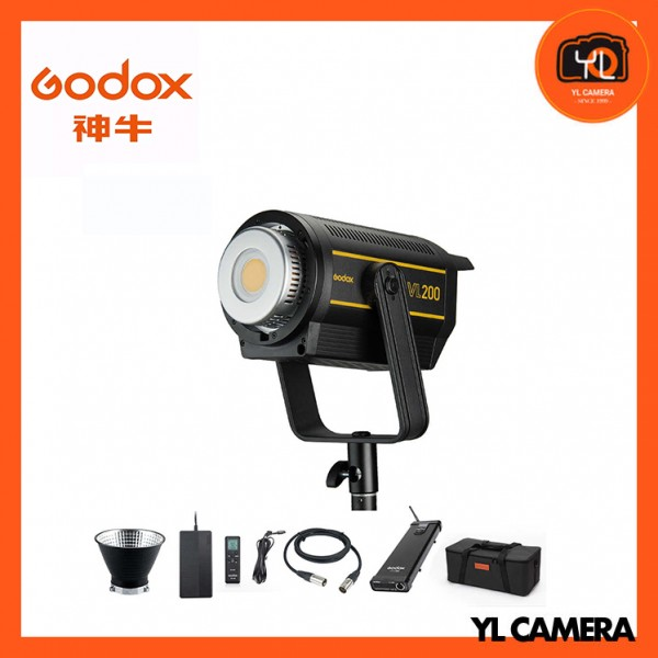 Godox VL200 200W LED Video Light