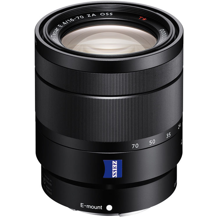 (August Promo) Sony E 16-70mm F4 ZA OSS (SEL1670Z)