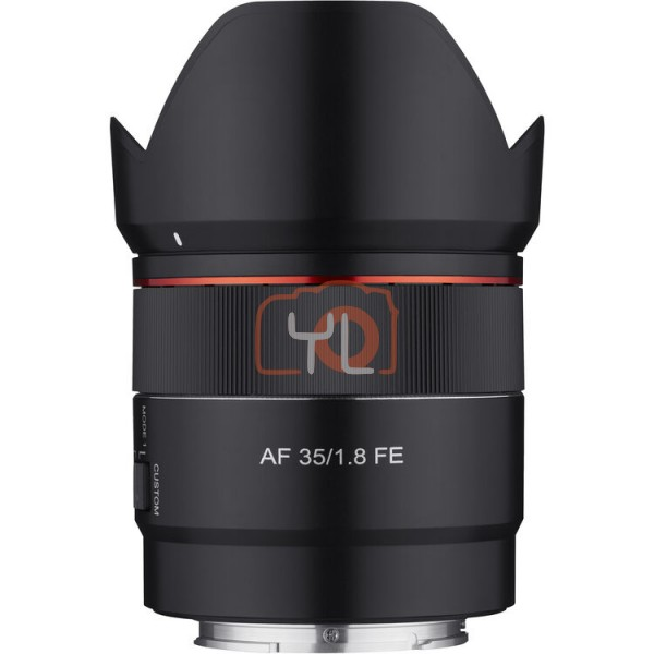 Samyang AF 35mm F1.8 Lens for Sony E-Mount