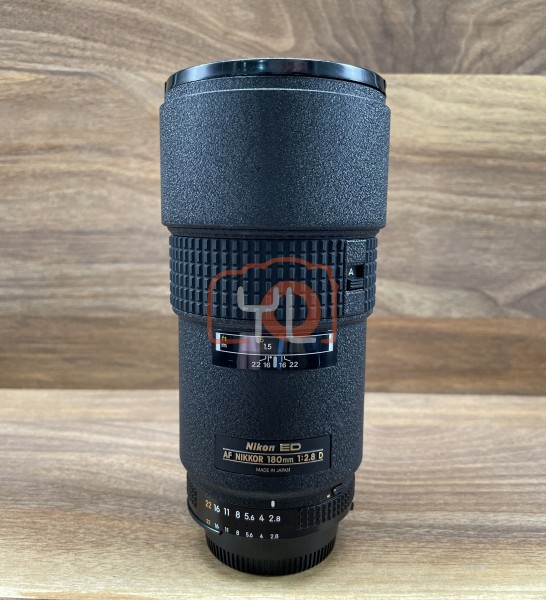 [USED @ YL LOW YAT]-Nikon 180mm F2.8 AF D Lens,90% Condition Like New,S/N:402050