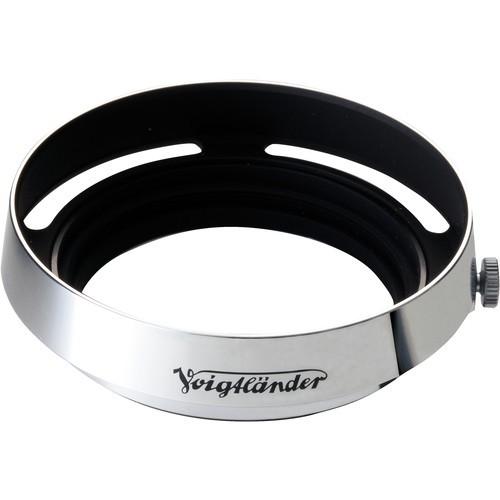 Voigtlander LH-9 Lens Hood for 35mm F1.7 Ultron Lens (Silver)