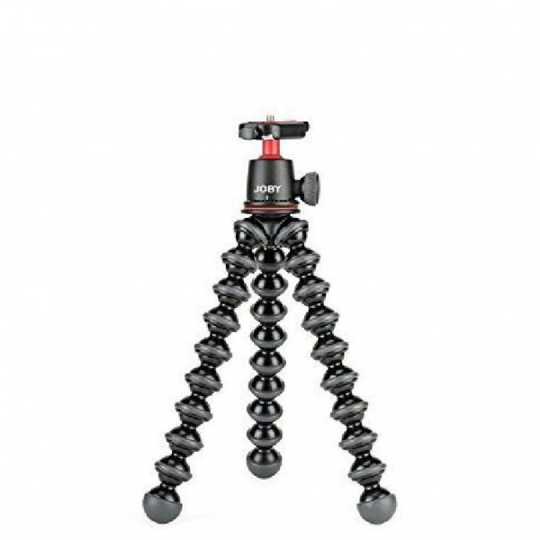 (SPECIAL DEAL) JOBY GorillaPod 3K Flexible Mini-Tripod with Ball Head Kit