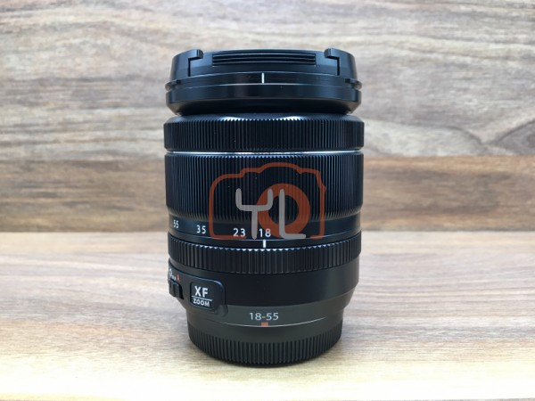 [USED @ YL LOW YAT]-Fujifilm XF 18-55mm F/2.8-4 R LM OIS Lens,95% Condition Like New,S/N:9AA09067